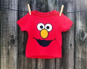 Kid's Elmo T-Shirt