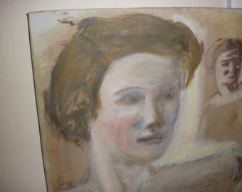 Artists Portrait Study