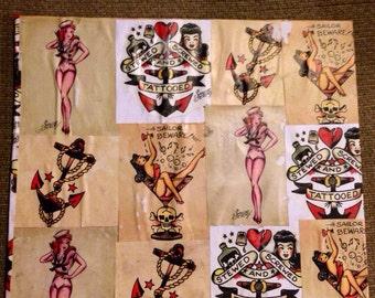 Sailor Jerry Wall Art