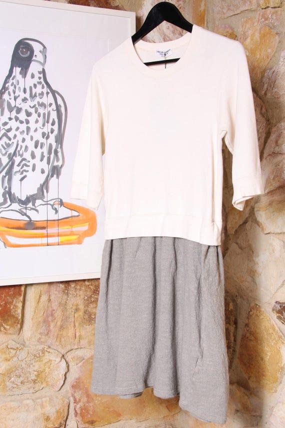 Vintage COMME DES GARCONS 1990s Sweater Dress