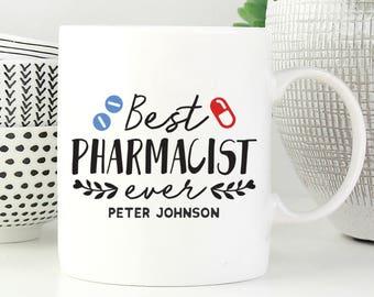 Best Pharmacist Ever Mug, Pharmacist Gift, Funny Pharmacist Gift, Pharmacist Mug, Gift For Pharmacist, Pills Mug, Pharmacist Mugs
