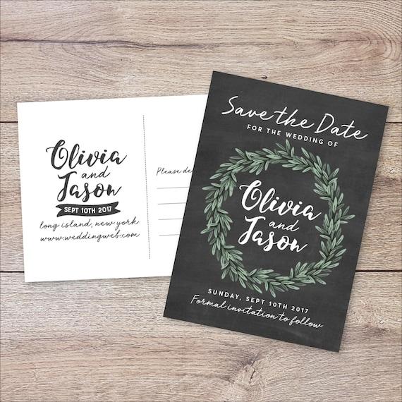 christmas wedding save the date holiday weddingwedding etsy