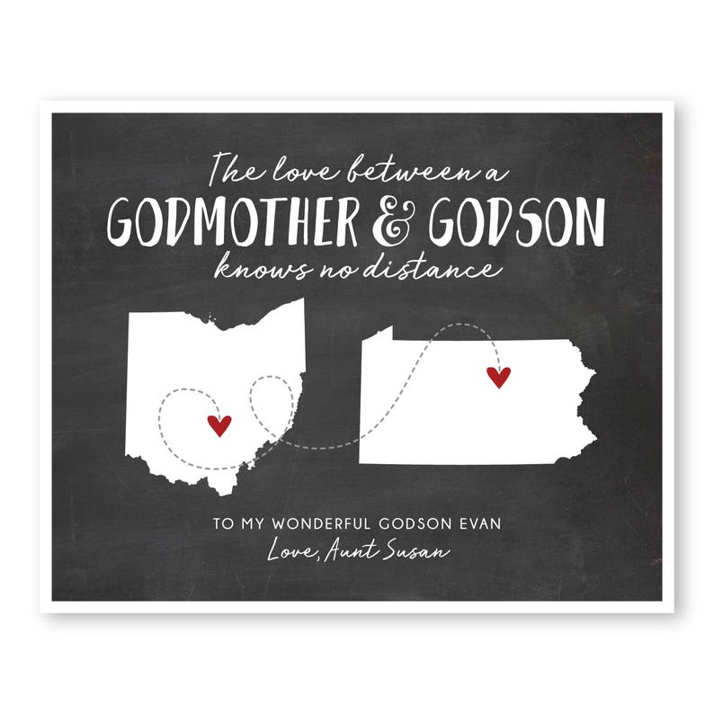 05f59dd9f Godmother Gift Godson Gift Gift For Godson Gift For | Etsy