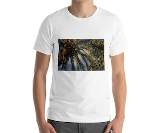 Palm trees up close T-Shirt