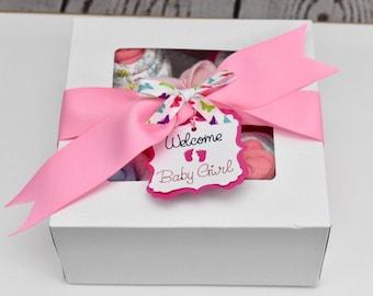 New Baby Girl Gift Etsy