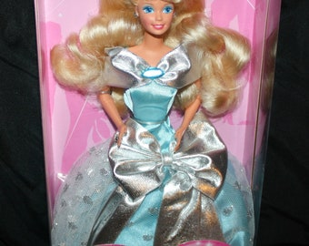 Silver Sweetheart Beaute Argentee Barbie, SEARS Limited Edition, 1994 Mattel, #12410, NRFB!