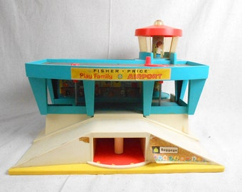 Fisher Price Little People Airport Play Set