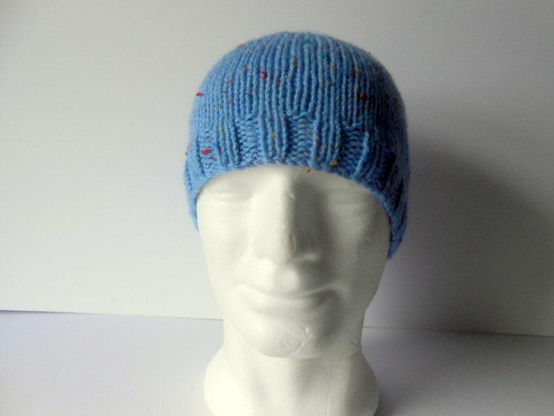 f6cf3d5420759 Knitted beanies for men Gift for him. Men s hand knit