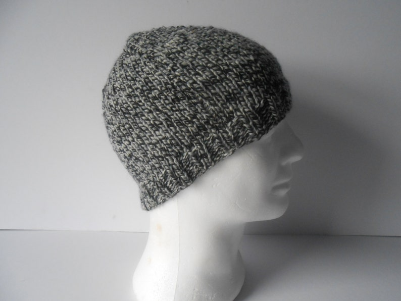 d5c67503a6c Men s Beanie Hat. Gift for Him. Men s skull cap.