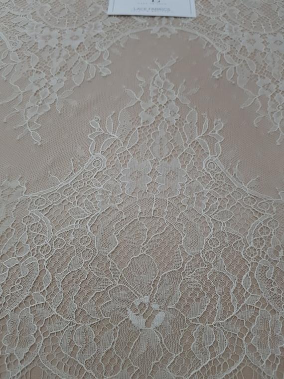 Foncé Ivoire guipure dentelle, dentelle de Français dentelle voile robe de mariée en dentelle Chantilly blanc dentelle voile dentelle de mariée dentelle dentelle festonnés dentelle Lingerie dentelle BJL9003 adf91b