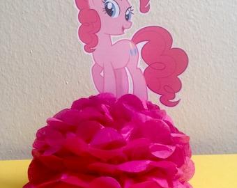 My little pony centerpiece etsy pinkie pie centerpiece my little pony centerpiece pinkie pie my little pony decoration pinkie pie decoration my little pony party mightylinksfo