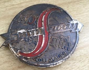 A O Smith Smithway Corporation Medallion