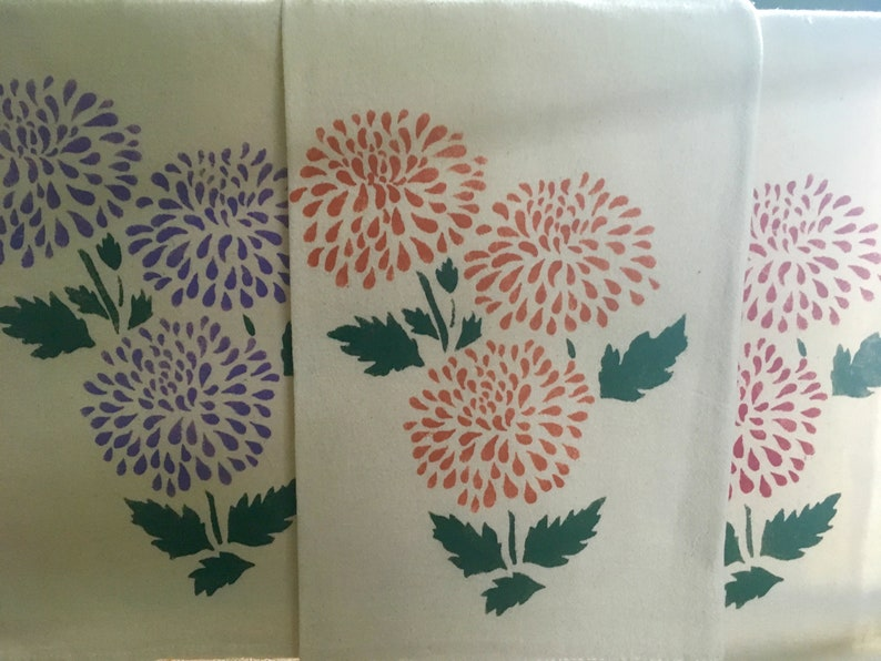 Terrific 100 Cotton Flour Sack Towel Kitchen Towel Made In The Usa Hand Painted In Vermont Download Free Architecture Designs Itiscsunscenecom