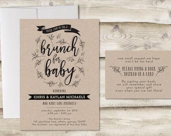 baby shower brunch etsy