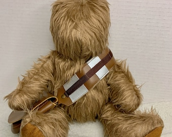 Wookiee the Chew by James Hance Teddy Bear with Bandolier