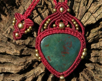 Bloodstone meaning | Etsy