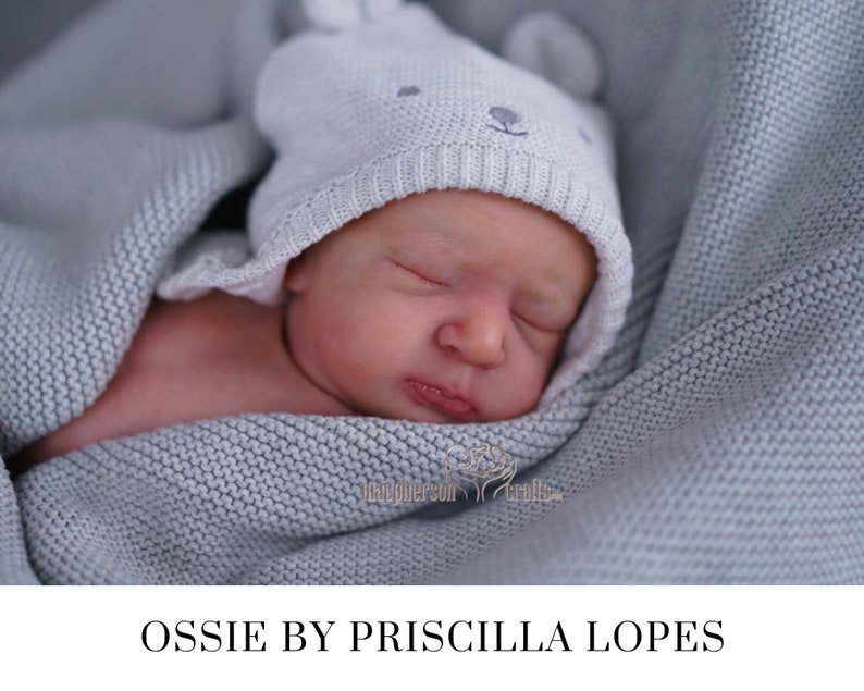 CuStOm Ossie By Priscilla Lopes 20 Inches  Full Limbs image 0