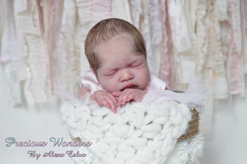 Custom Reborn Babies Buy One Get One 25/% Off LE Eirlys by Alicia Toner Full Limbs 21 inches 4-6 lbs . SPECIAL OFFER