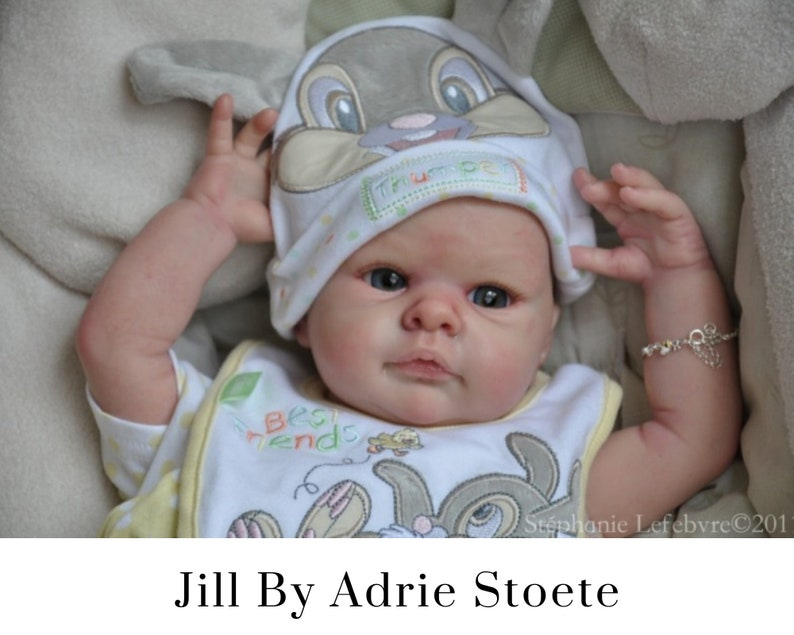 CuStOm Jill by Adrie Stoete 18 Inches  Full Limbs image 0