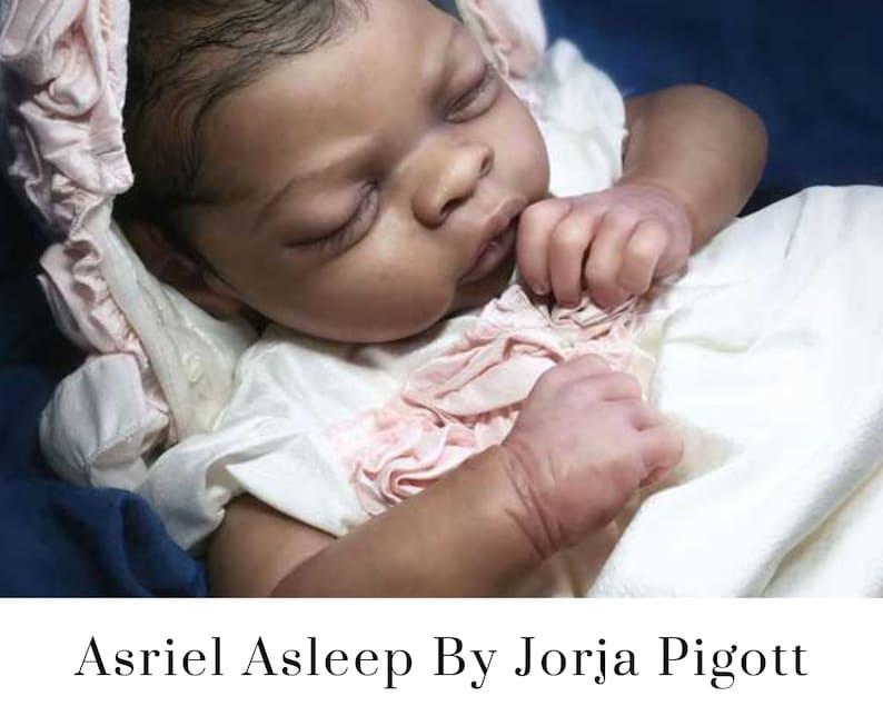 CuStOm Asriel Asleep by Jorja Pigott 21 Inches  Full Limbs image 0