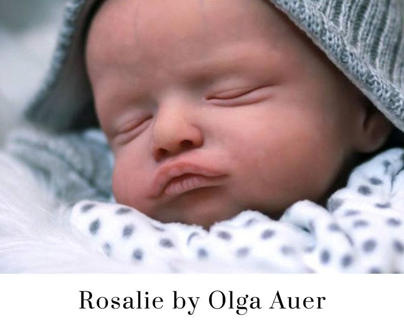 CuStOm Rosalie By Olga Auer 20 Inches  Full Limbs image 0