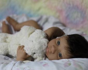Reborn Doll READY To Ship! Nailah by Jorja Piggott
