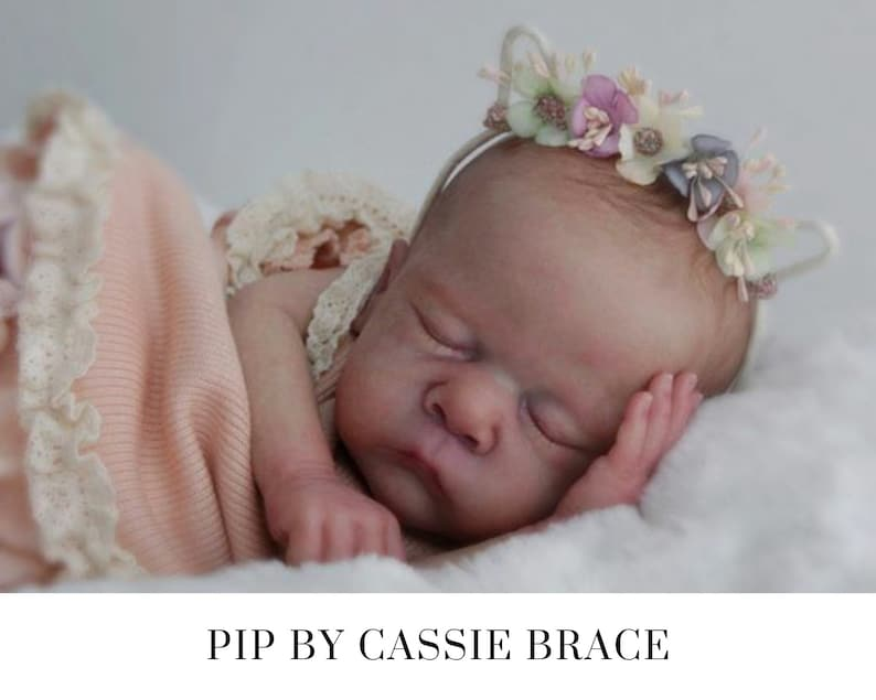 CuStOm Pip by Cassie Brace 17 Inches  Full Limbs image 0