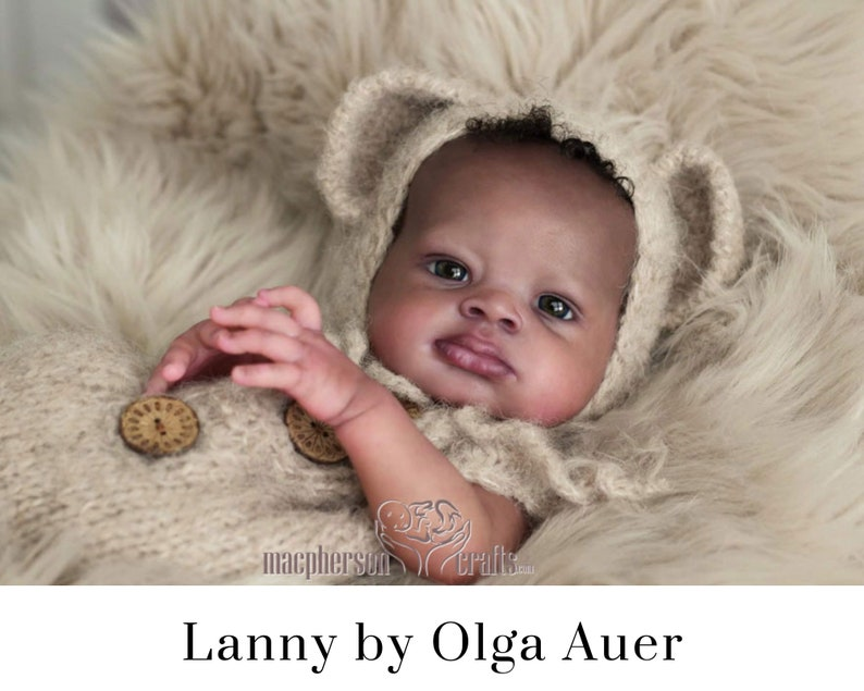 CuStOm Lanny By Olga Auer 20 Inches  Full Limbs LIMITED image 0