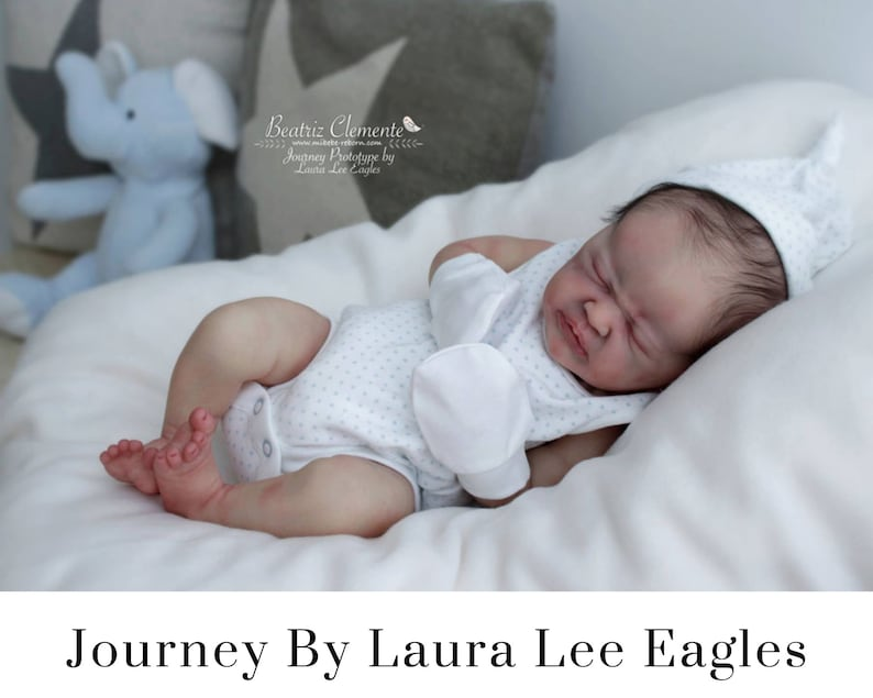 CuStOm Journey By Laura Lee Eagles 2nd Edition 19 Inches  image 0
