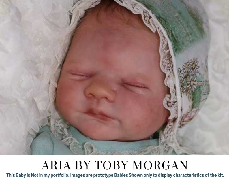 CuStOm Aria By Toby Morgan 18 Inches  Full Limbs image 0