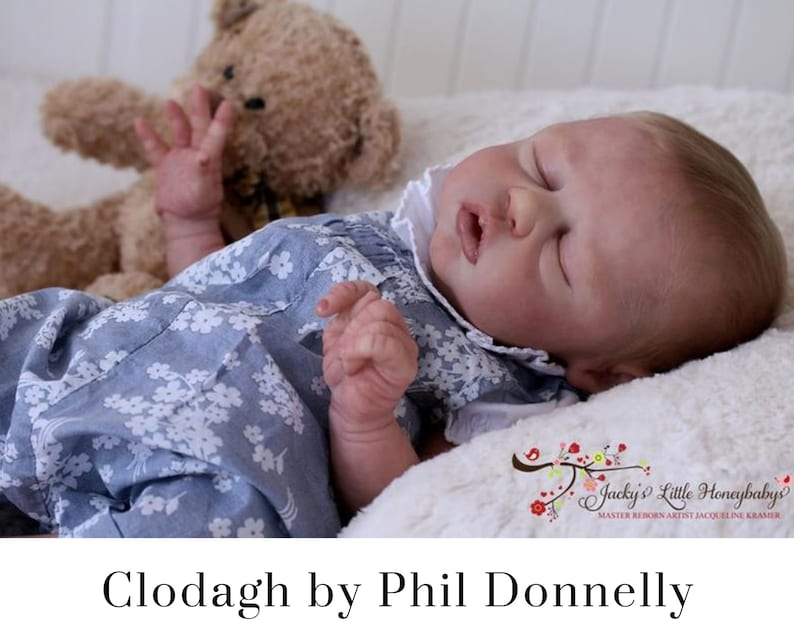 CuStOm Clodagh by Phil Donnelly 19 Inches  Full Limbs image 0