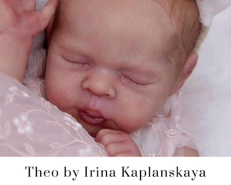 CuStOm Theo by Irina Kaplanskaya 19 Inches  Full Limbs LE image 0