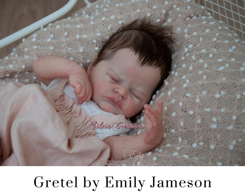 CuStOm Gretel by Emily Jameson 18 Inches  Full Limbs image 0