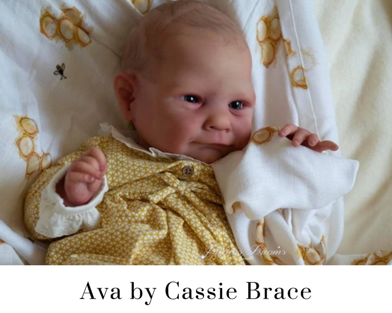 CuStOm Ava by Cassie Brace 19 Inches  Full Limbs image 0