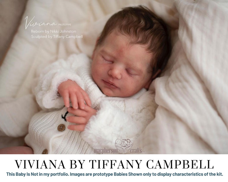 CuStOm Viviana By Tiffany Campbell 20 Inches  Full Limbs image 0