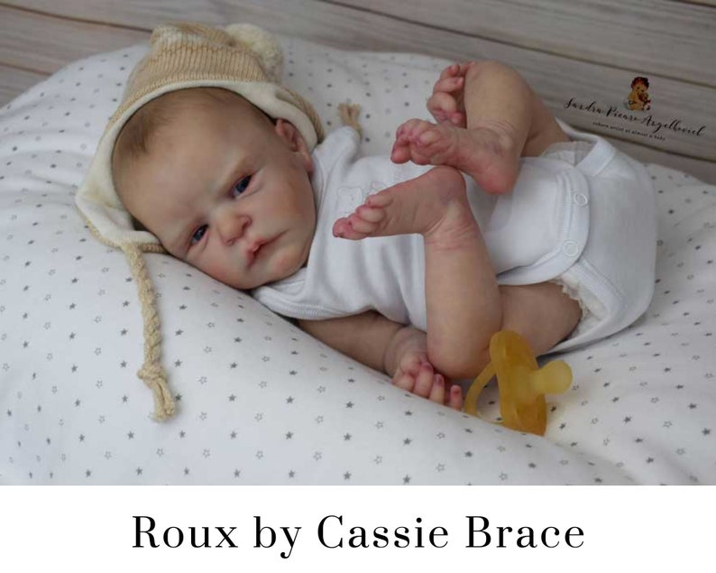 CuStOm Roux by Cassie Brace 18 Inches  Full Limbs image 0
