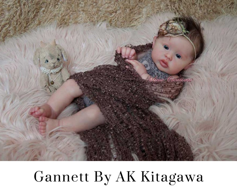 CuStOm Gannett By AK Kitagawa 20 Inches  Full Limbs image 0