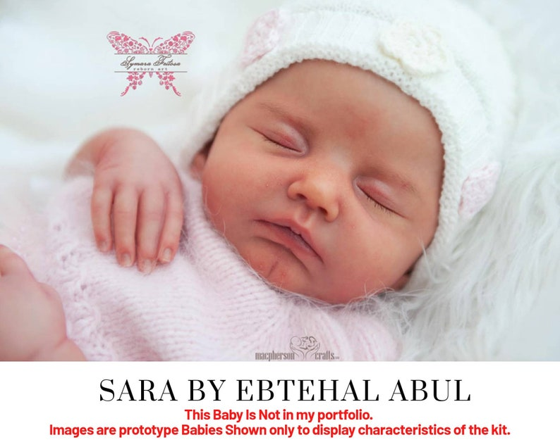 CuStOm Sara by Ebtehal Abul 19 Inches  Full Limbs image 0