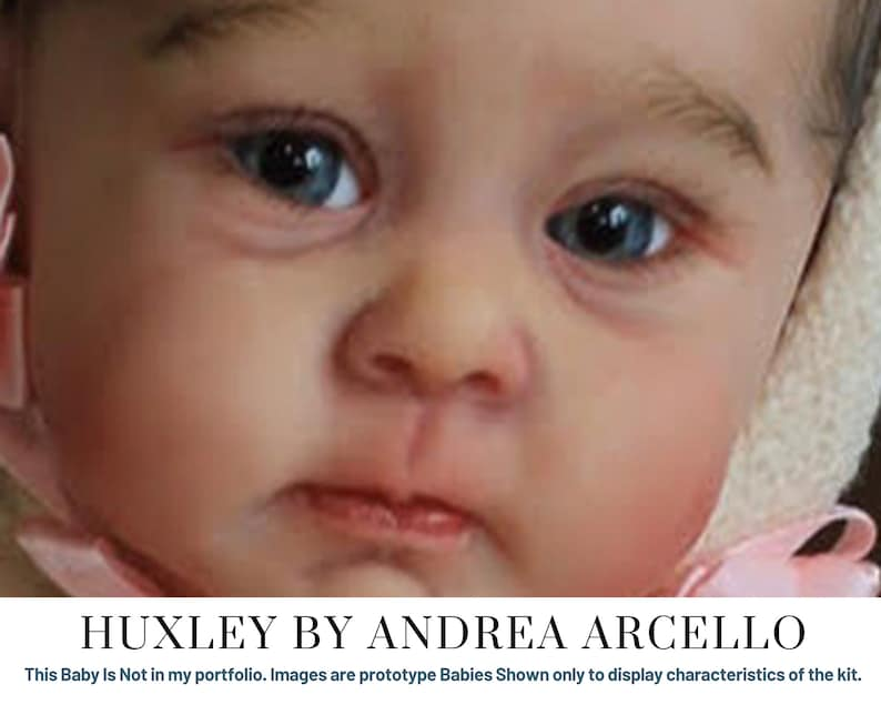 CuStOm Huxley by Andrea Arcello 22 Inches  Full Limbs image 0