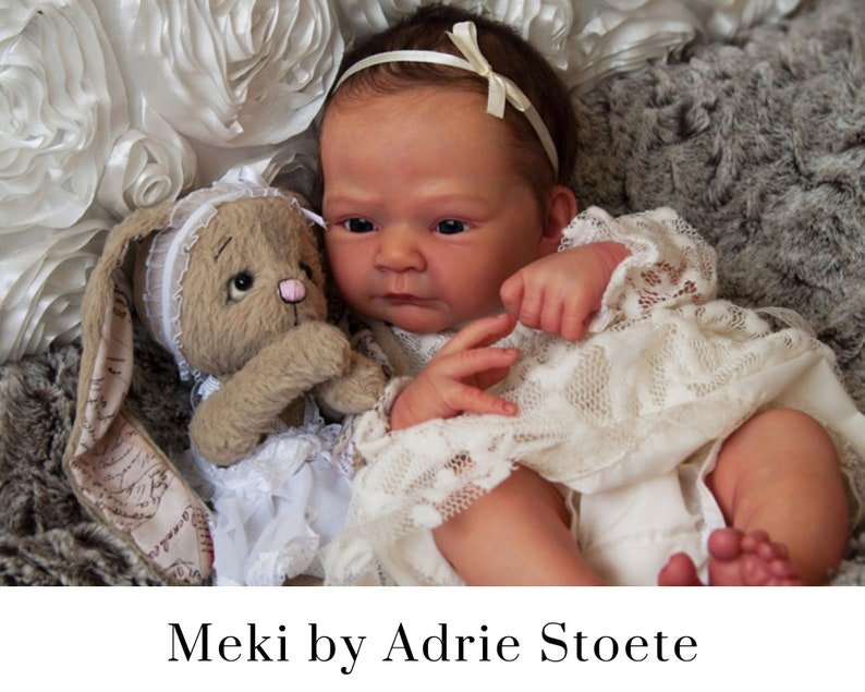 CuStOm Meki by Adrie Stoete 18 Inches  Full Limbs image 0
