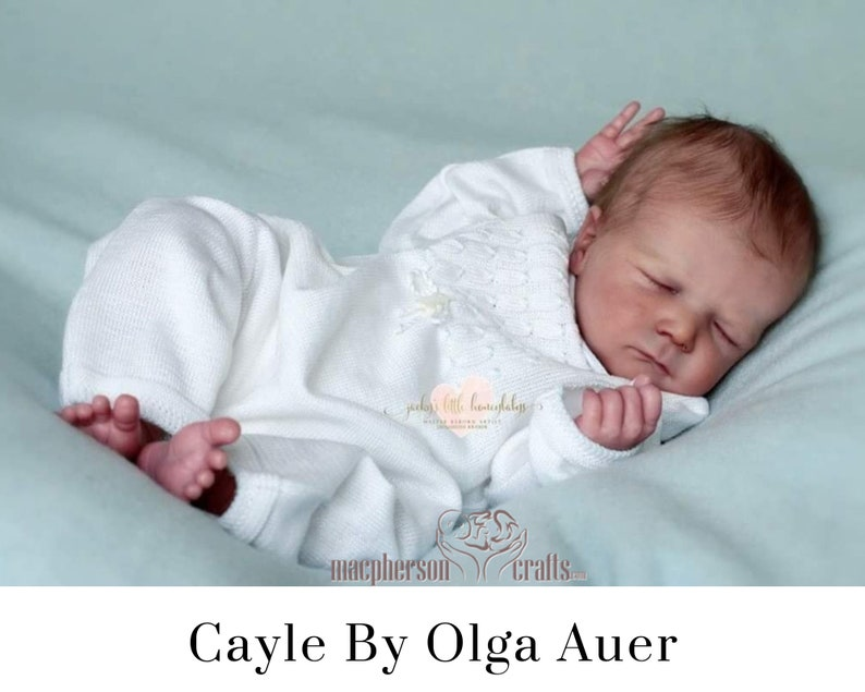 CuStOm Cayle By Olga Auer 19 Inches  Full Limbs LIMITED image 0