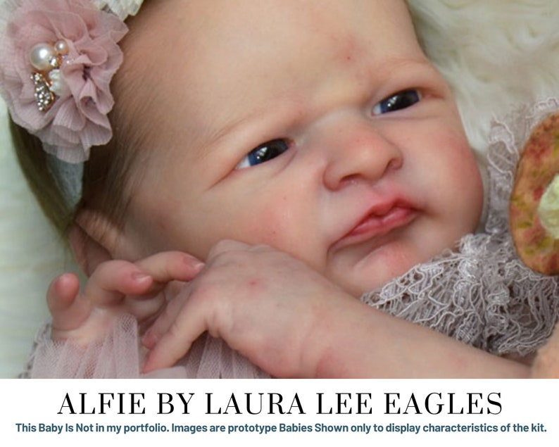 CuStOm Alfie By Laura Lee Eagles 19 Inches  Full Limbs image 0