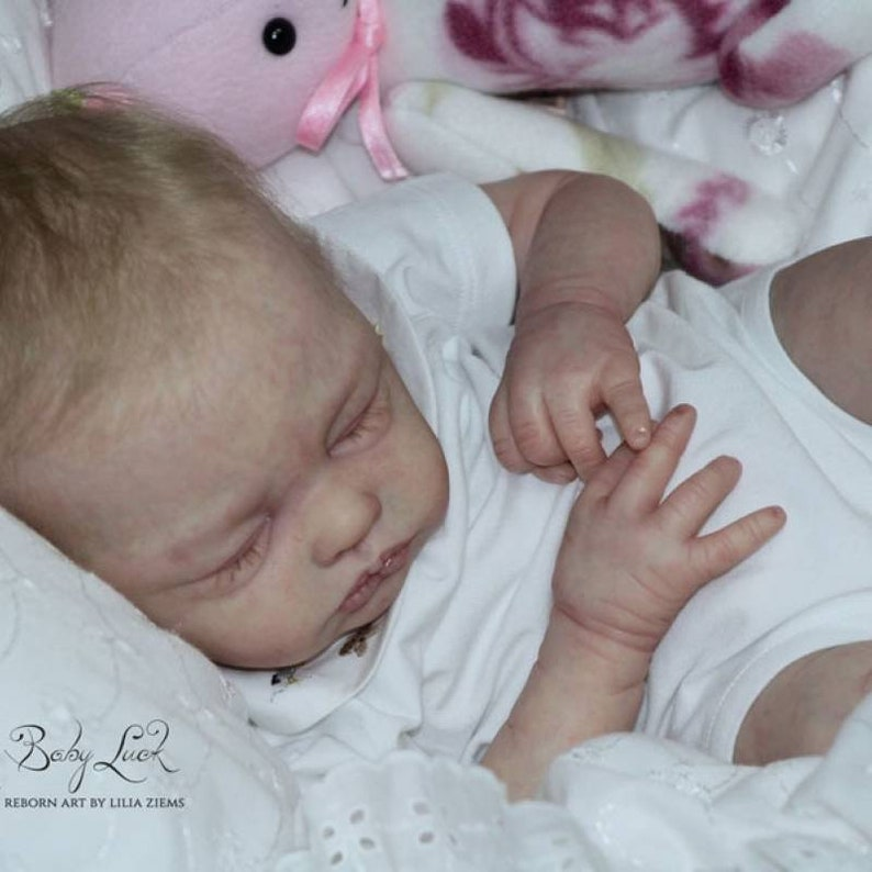Lilia By Phil Donnelly 19 inches  4-6 lbs  Full Limbs Custom Reborn Babies SPECIAL OFFER Buy One Get One 25/% Off