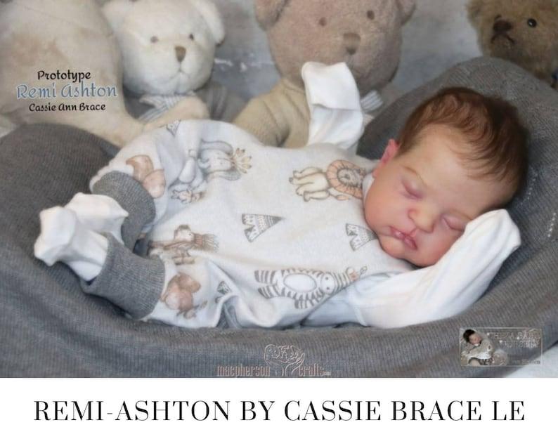CuStOm Remi-Ashton by Cassie Brace 20Full Limbs image 0