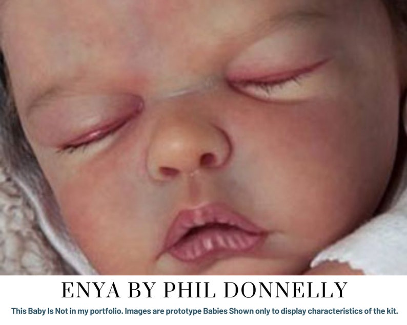 CuStOm Enya By Phil Donnelly 20 Inches  Full Limbs image 0