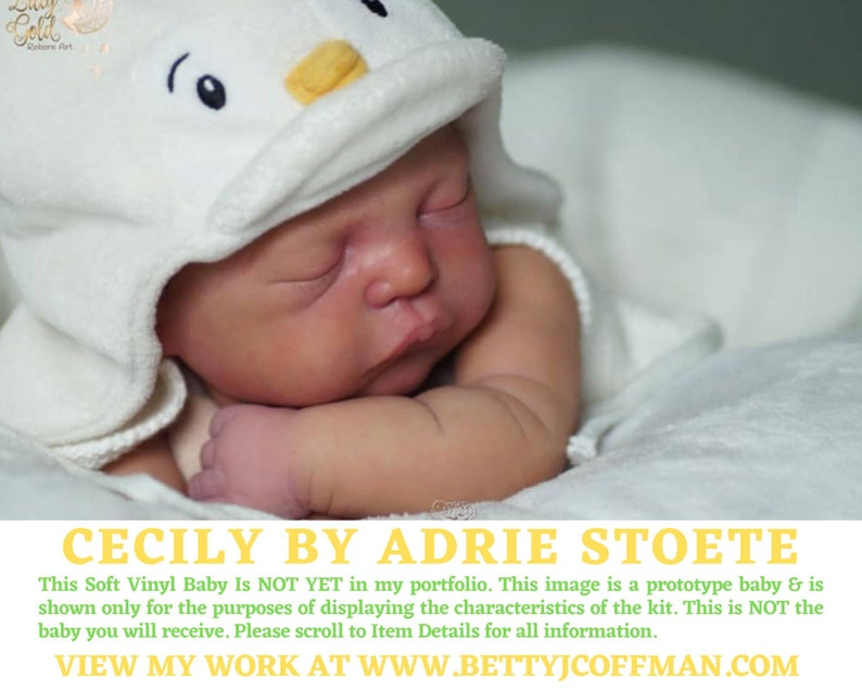 CuStOm Cecily by Adrie Stoete 19 Full Limbs image 0
