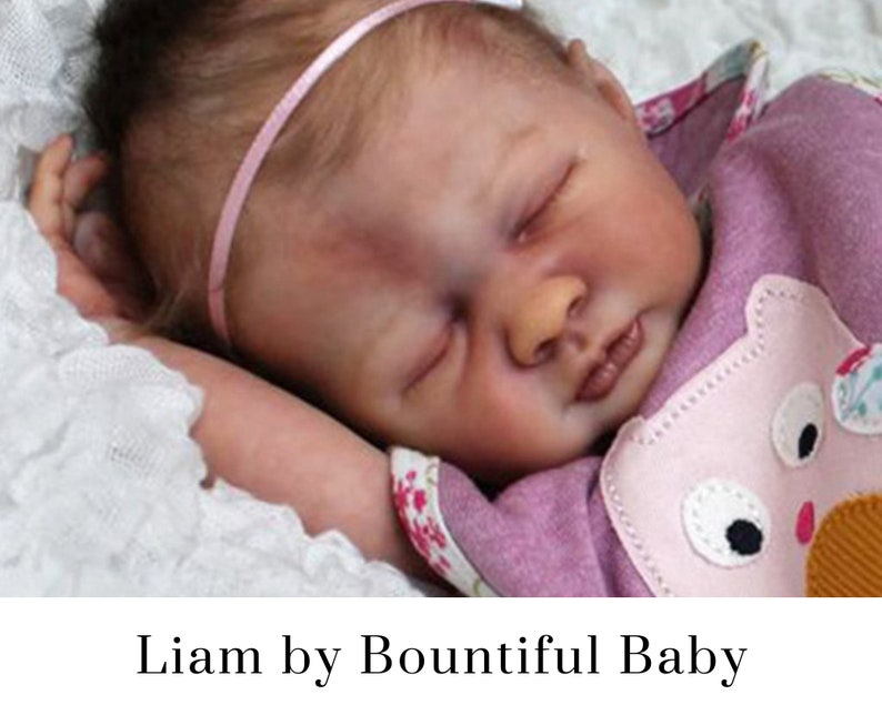 CuStOm Liam by Bountiful Baby  19 Inches  3/4 Arms & Full image 0