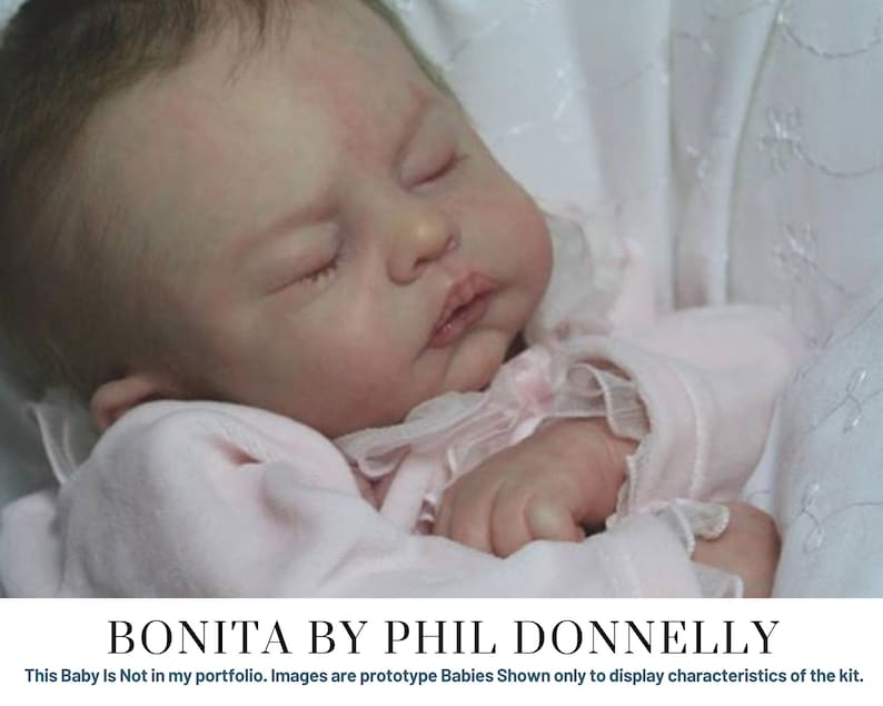 CuStOm Bonita By Phil Donnelly 19 Inches  Full Limbs image 0