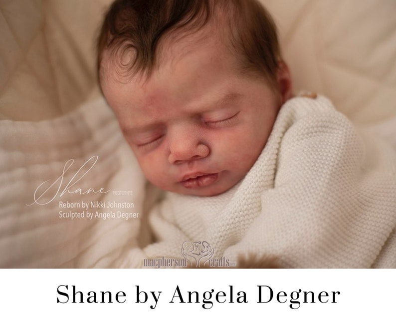 CuStOm Shane by Angela Degner 20 Inches  Full Limbs image 0