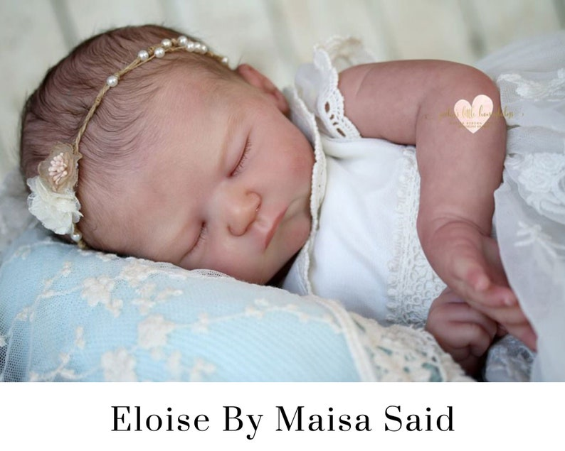 CuStOm Eloise by Maisa Said 21 Inches  Full Limbs image 0